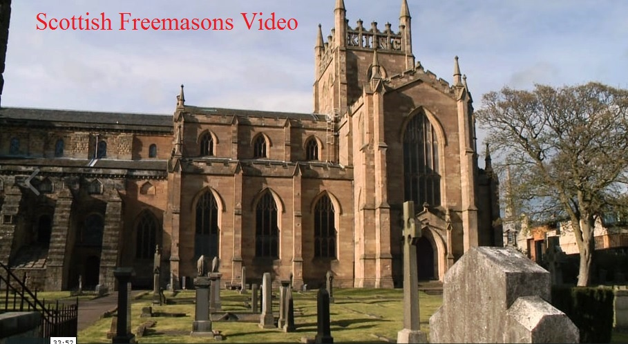 scottish freemasons video